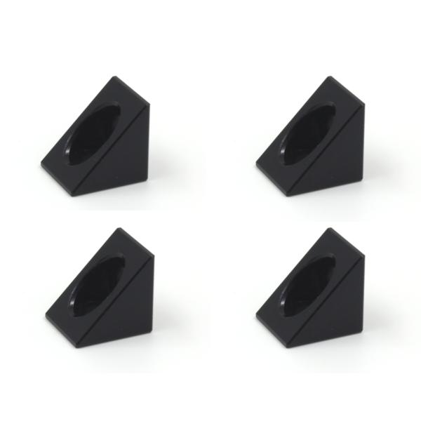 4x2020 Corner black